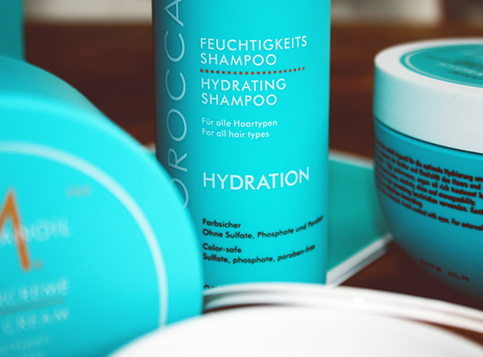 Produkttest: Moroccanoil Smooth Collection