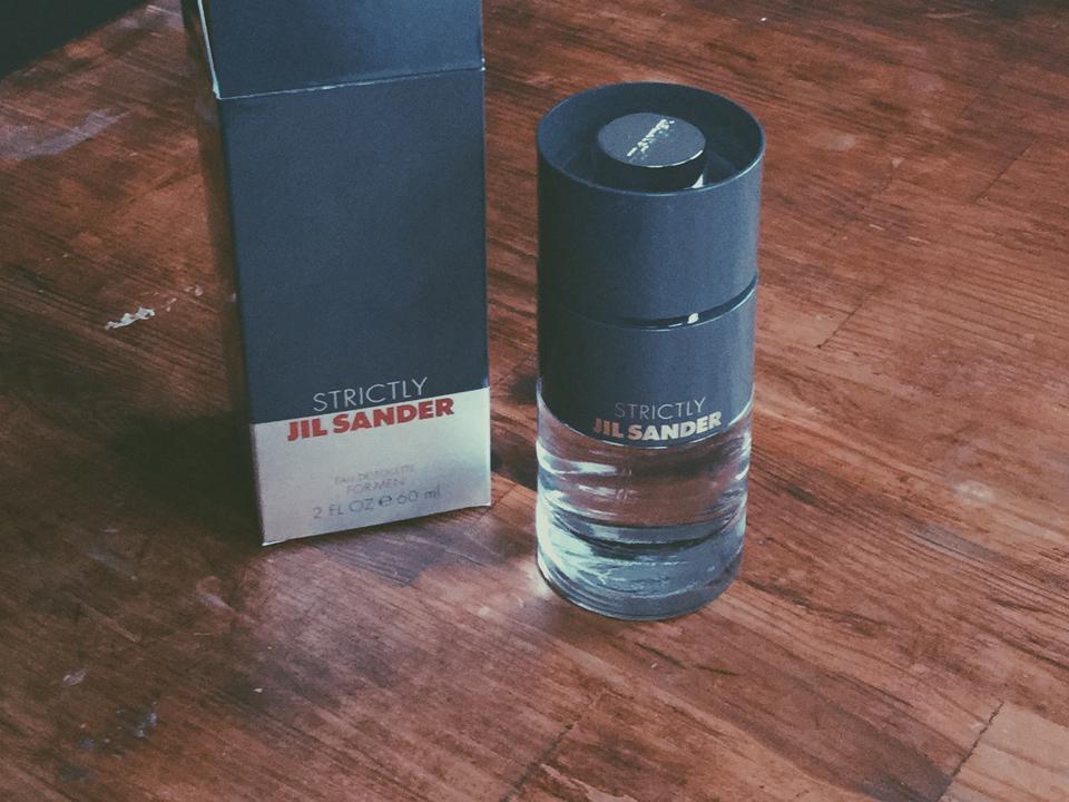 Parfüm, Beauty, Duft, Herrenparfüm, Jil Sander,