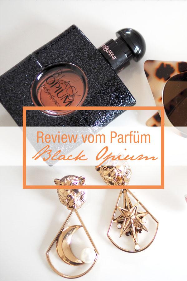 Black Opium, Black Opium von Yves Saint Laurent, Duft Review, Parfüm, Review, Beauty, Duft, Duftnoten,