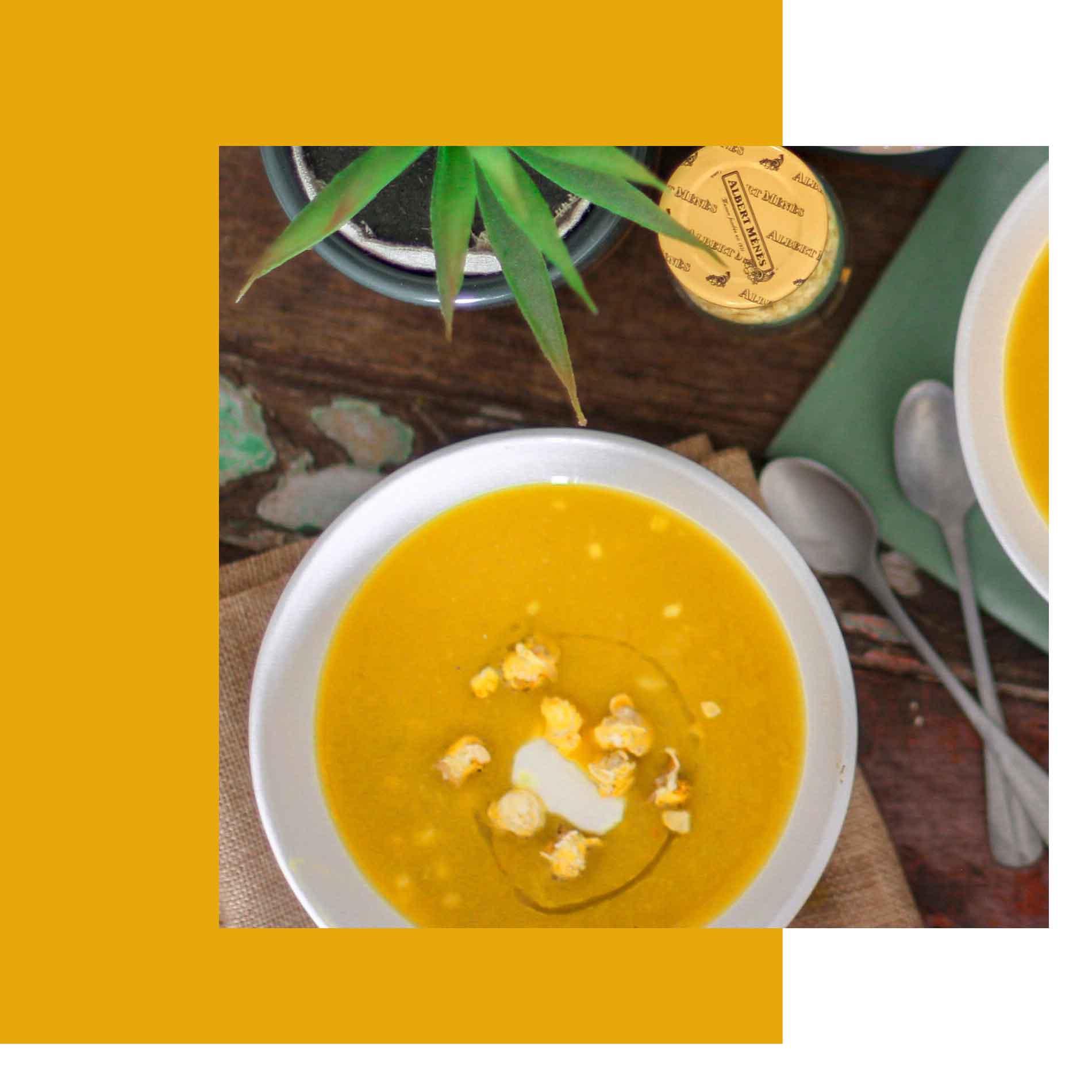 Kurkuma-Suppe gegen Erkältung, Rezept vegane Kurkuma Suppe, Vegane Kurkuma Suppe gegen Erkältung, Hausmittel gegen Erkältung, Kurkuma gegen Erkältung, Suppen Rezept, Vegane Kurkuma Suppe zubereiten,