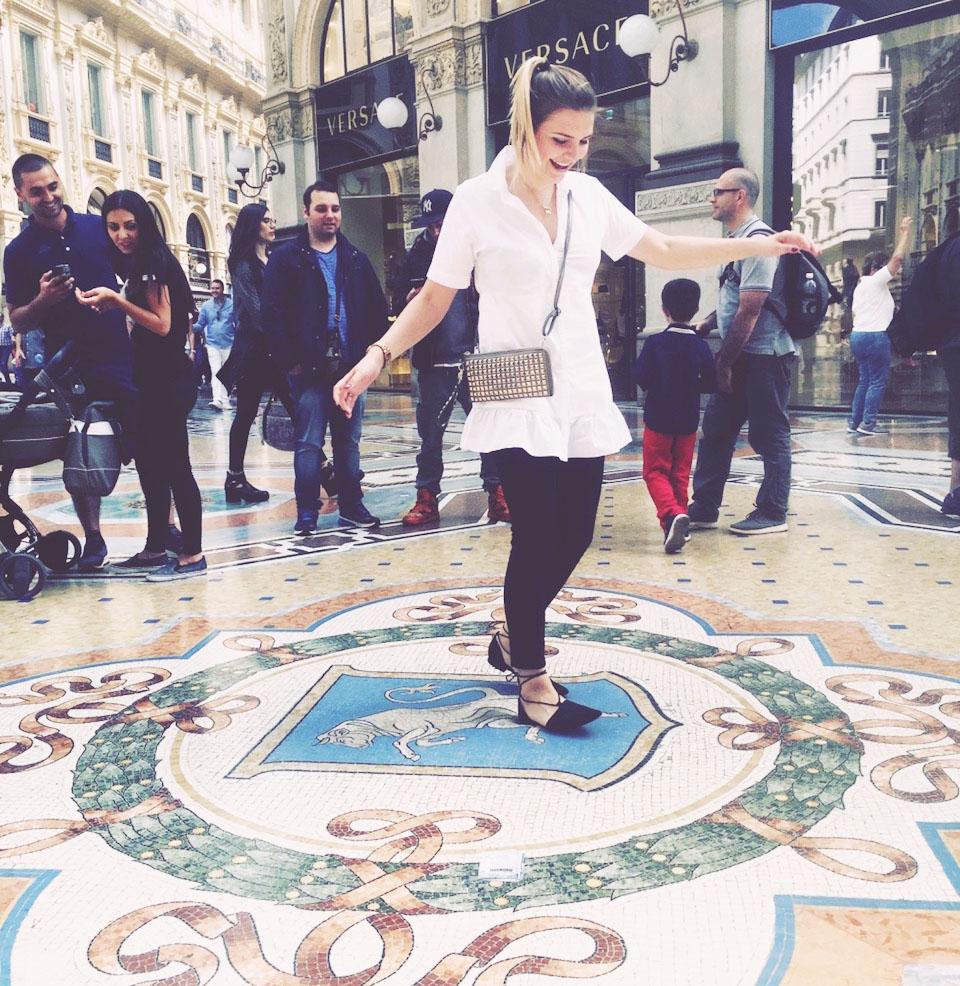 A Little Milano Guide: Die letzten Tag hat Sophie in Mailand verbracht, vorzüglich geschlemmt und viele andere Dinge entdeckt, Mailand, Städtetrip, Travel, Fashion, Mode, Eis, Gelato, Italien, Dolce Vita, Leben