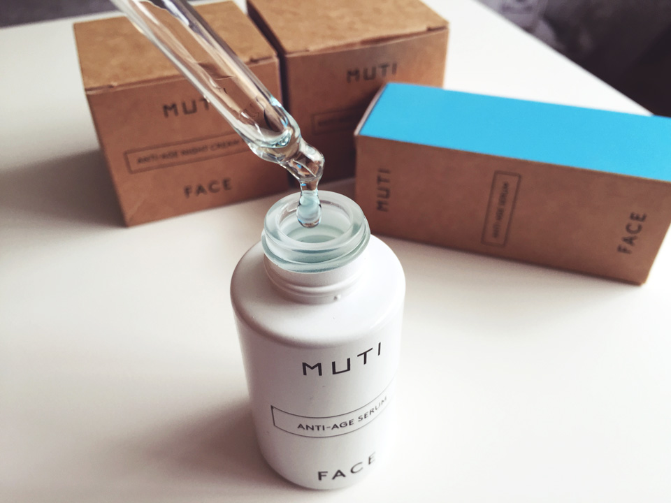 MUTI Review, Beauty, Cremes, Anti Aging, MUTI, Produkte, Produkttest, ElisaZunder
