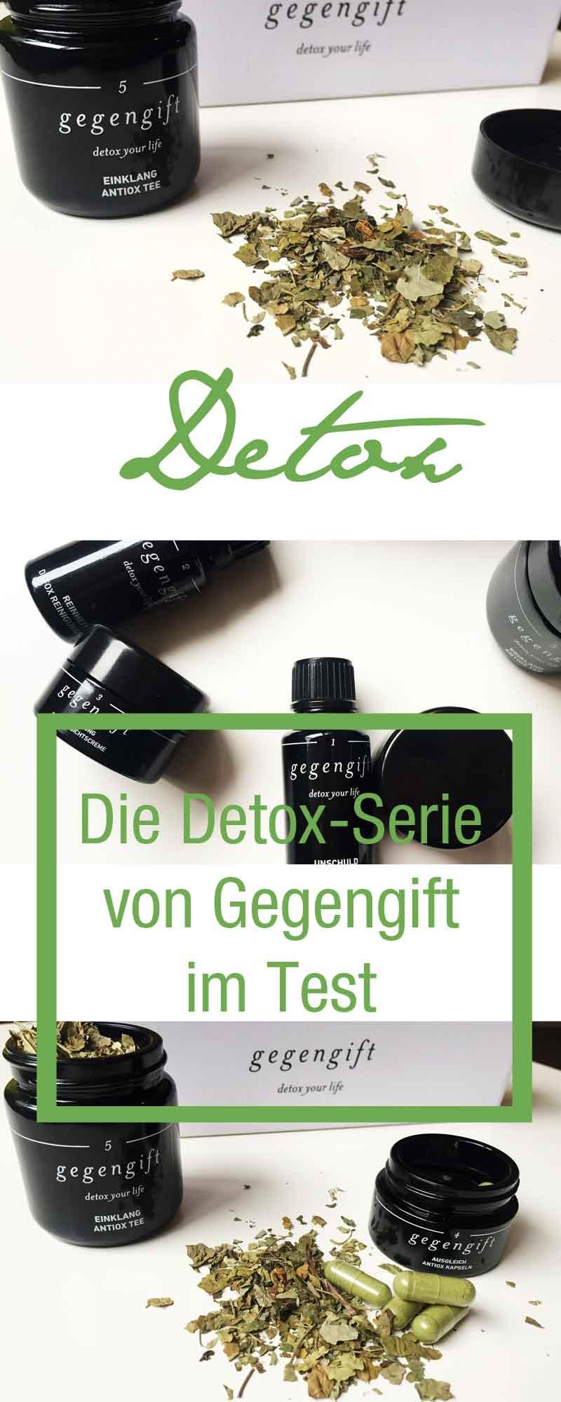 Detox im test, Beauty, Schönheit, gesund, Gesundheit, Detox, Gegengift,