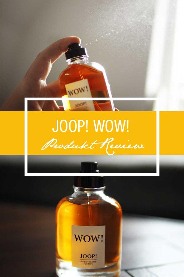 Produktest vom Parfüm Joop! Wow!, Joop!, Flaconi, Produkttest, Review, Beauty, Pafüm, Herrenparfüm, Duft,