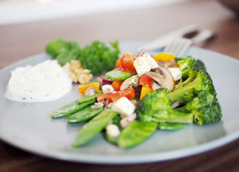 Die Gemüsepfanne – Leckeres & einfaches Rezept, wenn es mal wieder ...