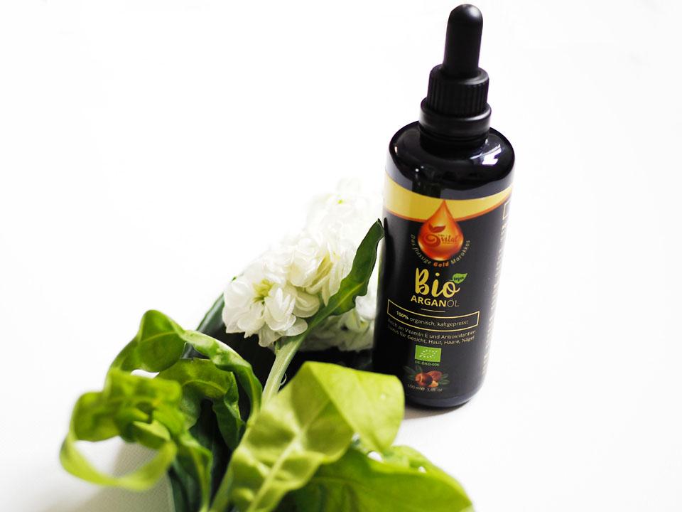 Bio Arganöl, Hautpflege mit Arganöl, Arganöl von Gima Vital