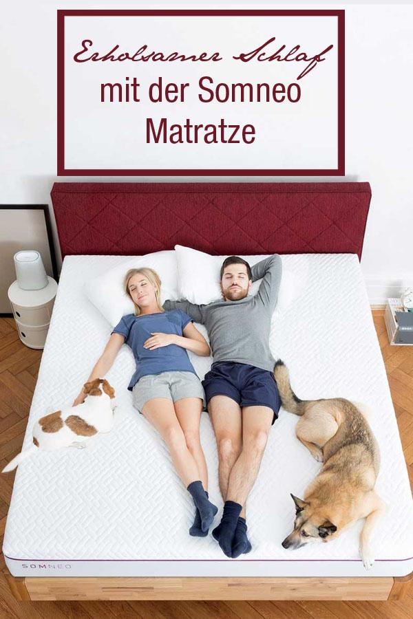 Dormando, Somneo Matratze, Matratze, Schlafen, Schlafzimmer, Bett, Schlafforschung, spoonsored Post, erholsamer Schlaf,