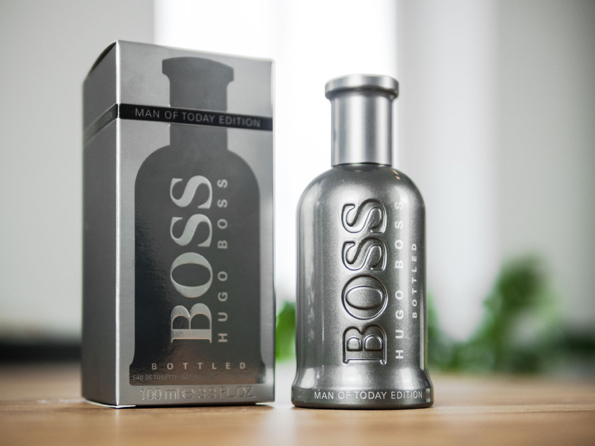 hugo boss man of today edition