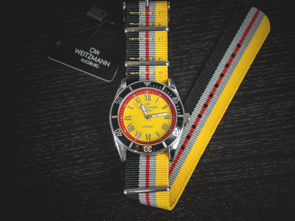 Armbanduhr, OW Weitzmann, Weitzmann Watches, Otto Weitzmann Uhren, Die Uhr ein modisches Accessoire