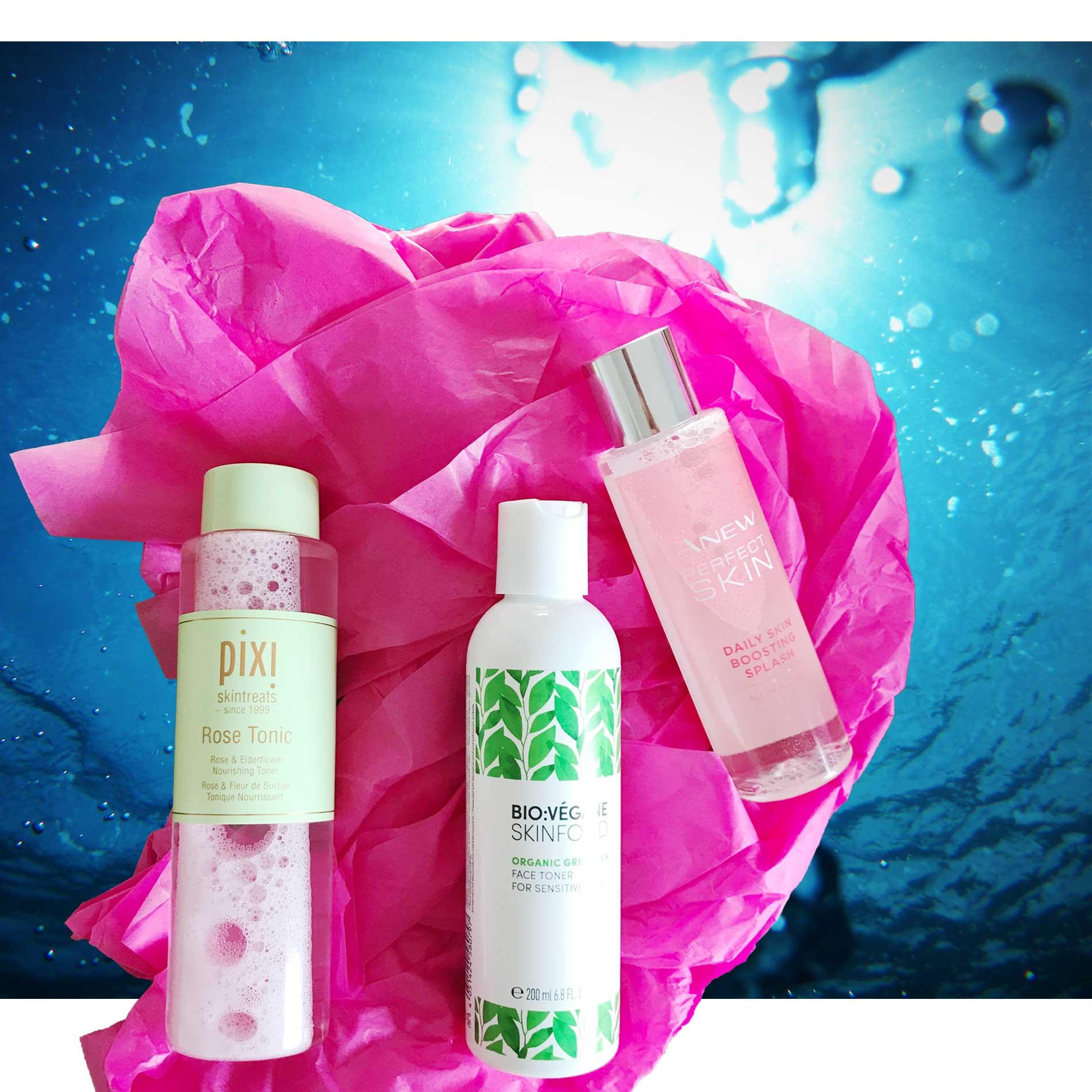 Gesichtswasser, Facial Tonic, Gesichtspflegen, Pflegeroutine, Beauty Picks, Beauty Trend, Gesichtswasser anwenden