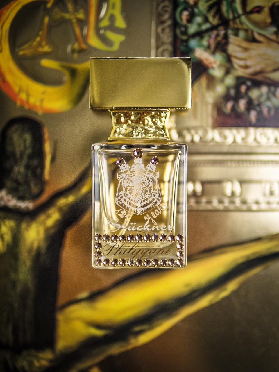 Philippine ein Duft der Parfümerie Brückner, Parfüm Review, Vorstellung des Duftes Phillipine aus der Parfümerie Brückner, Parfümerie Brückner, Eine Hommage an die Gründer, Philippine