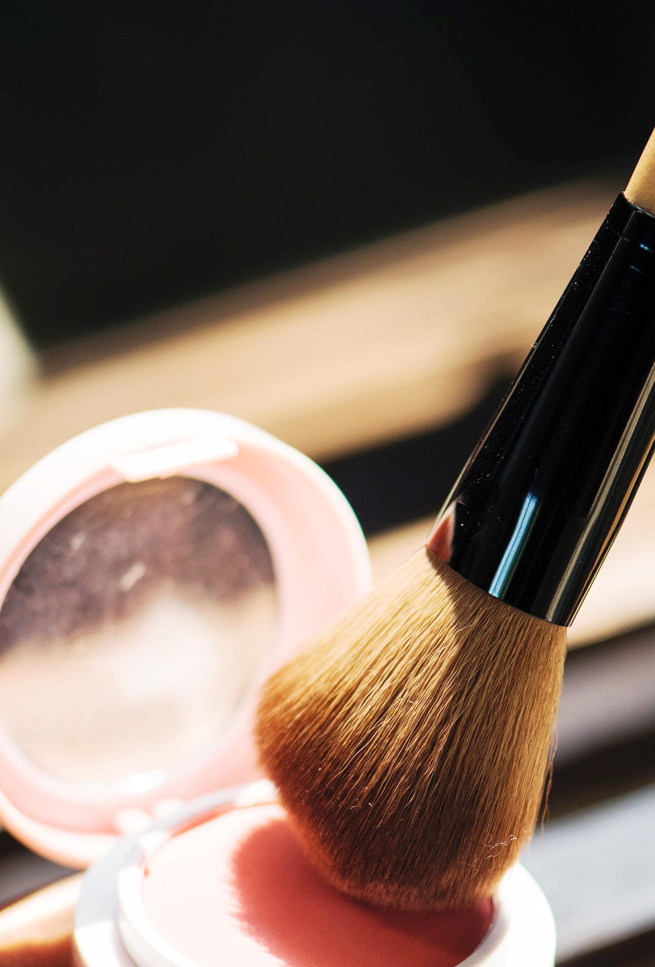 Anwendung von Blush, Rouge verwenden, Blush benutzen, Make-up Tipps, welcher Blush für welchen Hauttyp, beauty Tipps zu Blush,