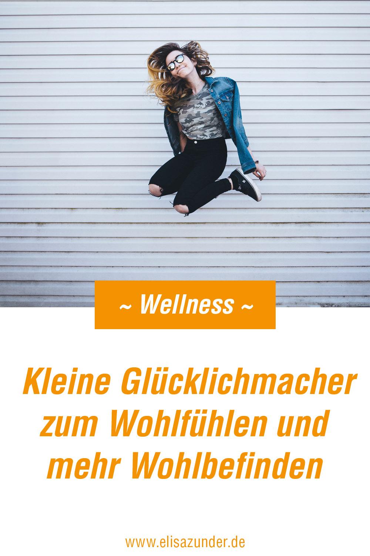 Glücklichmacher zum Wohlfühlen, Wohlbefinden steigern, Wellness im Alltag, Gute-Laune-Macher, Leben verbessern, Leben verändern, Lebenseinstellung, Faszienrolle, Wasserflasche, Yoga, glücklich sein