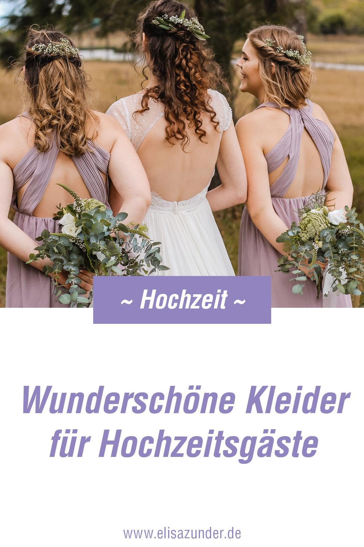 Kleider für Hochzeitsgäste, festliche Kleider zur Hochzeit, Inspiration für Hochzeitsgäste, Kleider zur Hochzeit, tolle Kleider für Hochzeiten, Brautjungfern Kleider, Abendkleider,