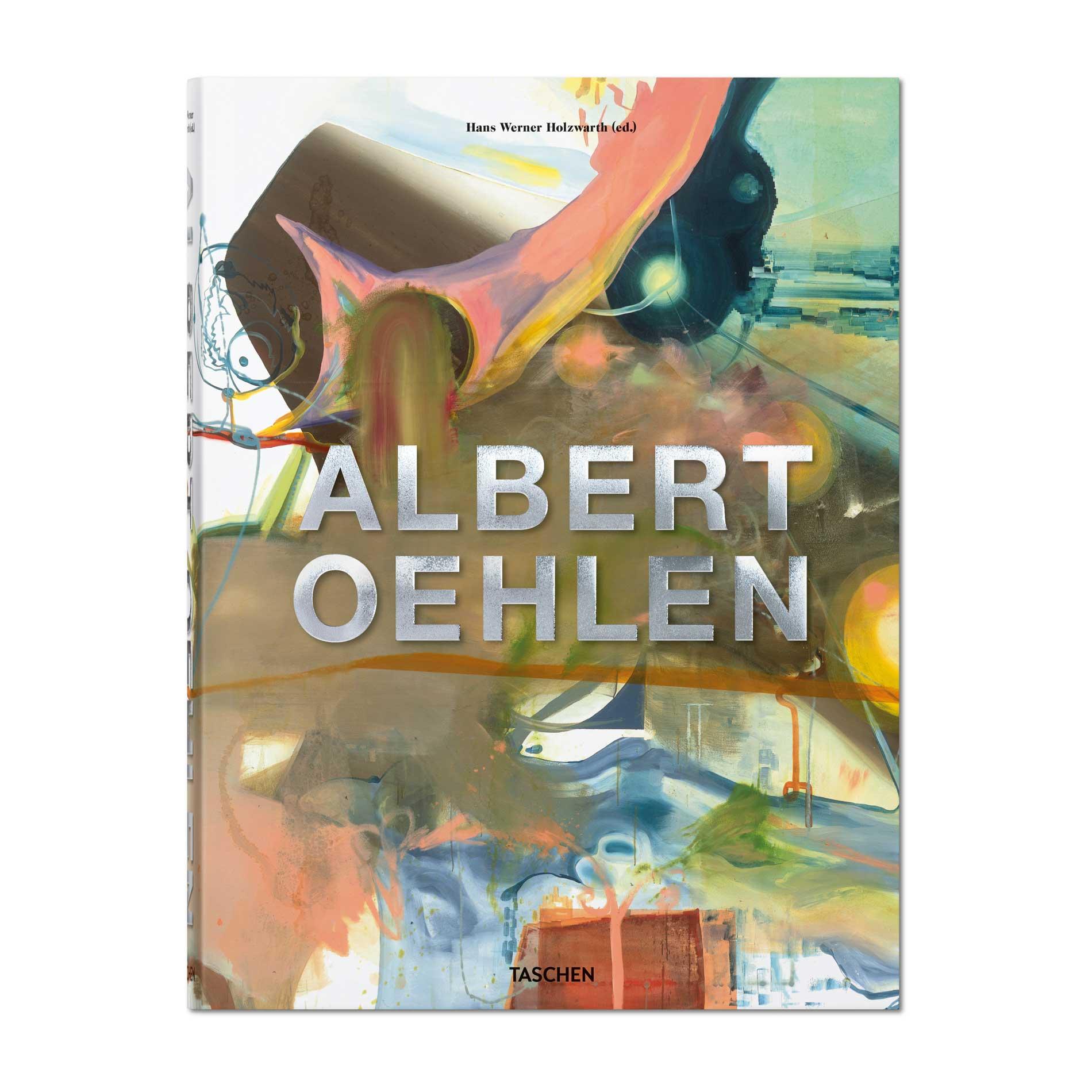 Albert Oehlen, Event Tipps im TASCHEN Store, Buchtipp, Künstler Alber Oehlen im Hamburger TASCHEN Store,