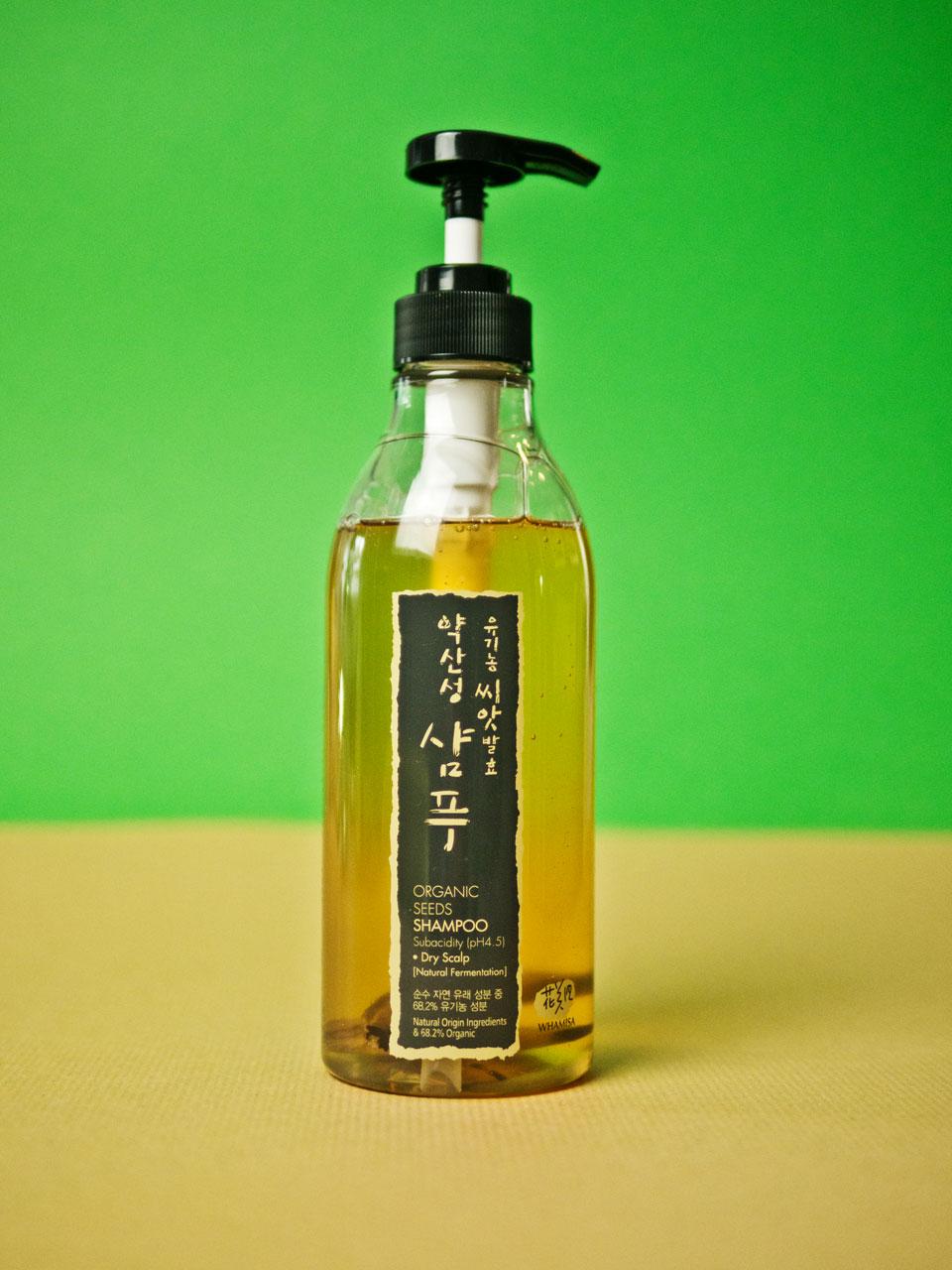 Dry Scalp Shampoo von Whamisa, Problemlöser bei trockener gereizter Kopfhaut, Produkte gegen trockene Kopfhaut, Shampoo gegen trockene Kopfhaut, gereizte Kopfhaut, schöne Haare, glänzende Haare