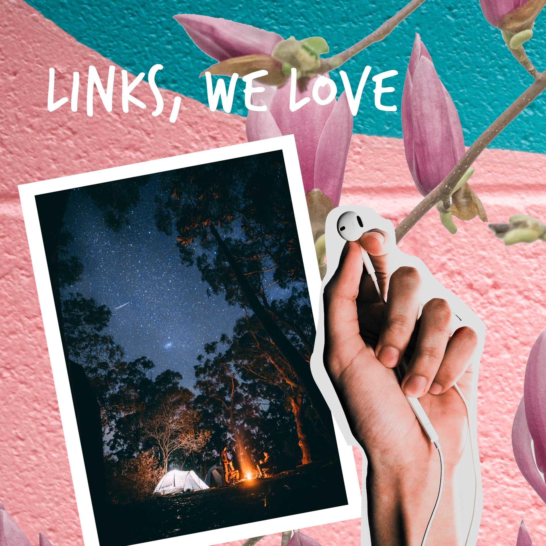 Zündstoff und Links, die wir lieben, News, Neuheiten, News, neuer Zündstoff, den wir lieben, tolle Geschichten, gute Podcasts, Neuheiten, Fair Fashion