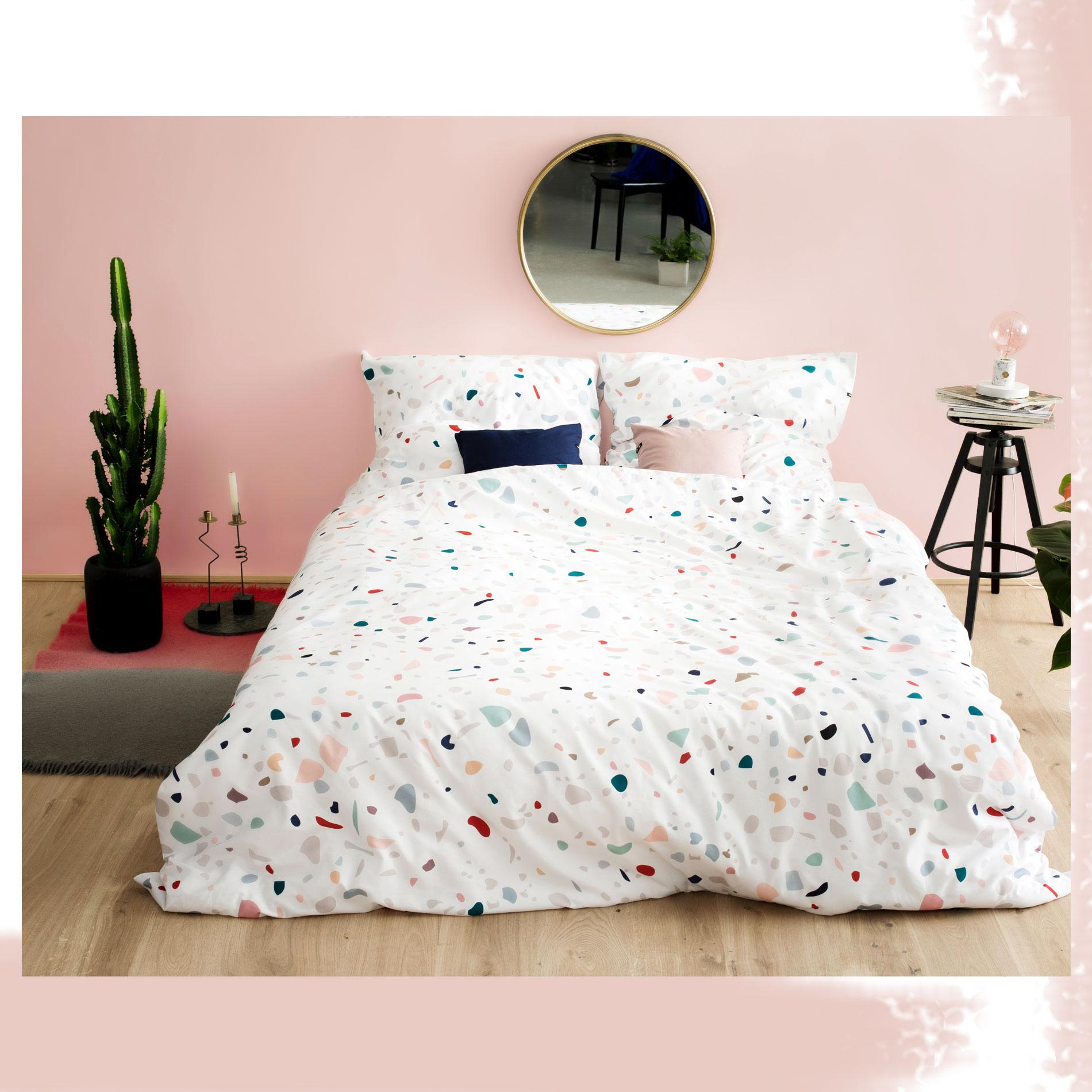 Schlafzimmer dekorieren, Schlafzimmer einrichten, Tipps für ein schönes Schlafzimmer, Wohlfühloase im Schlafzimmer, 6 Schritte zum gemütlichen Schlafzimmer, Schlafzimmer-Deko, Schlafzimmer-Pflanzen, Mehr Gemütlichkeit im Schlafzimmer, Schlafzimmer-Dekoration, Schlafzimmer-Einrichtung, schönes Schlafzimmer, Wohnen, Leben, Home Textilien, Textilien für das Schlafzimmer,