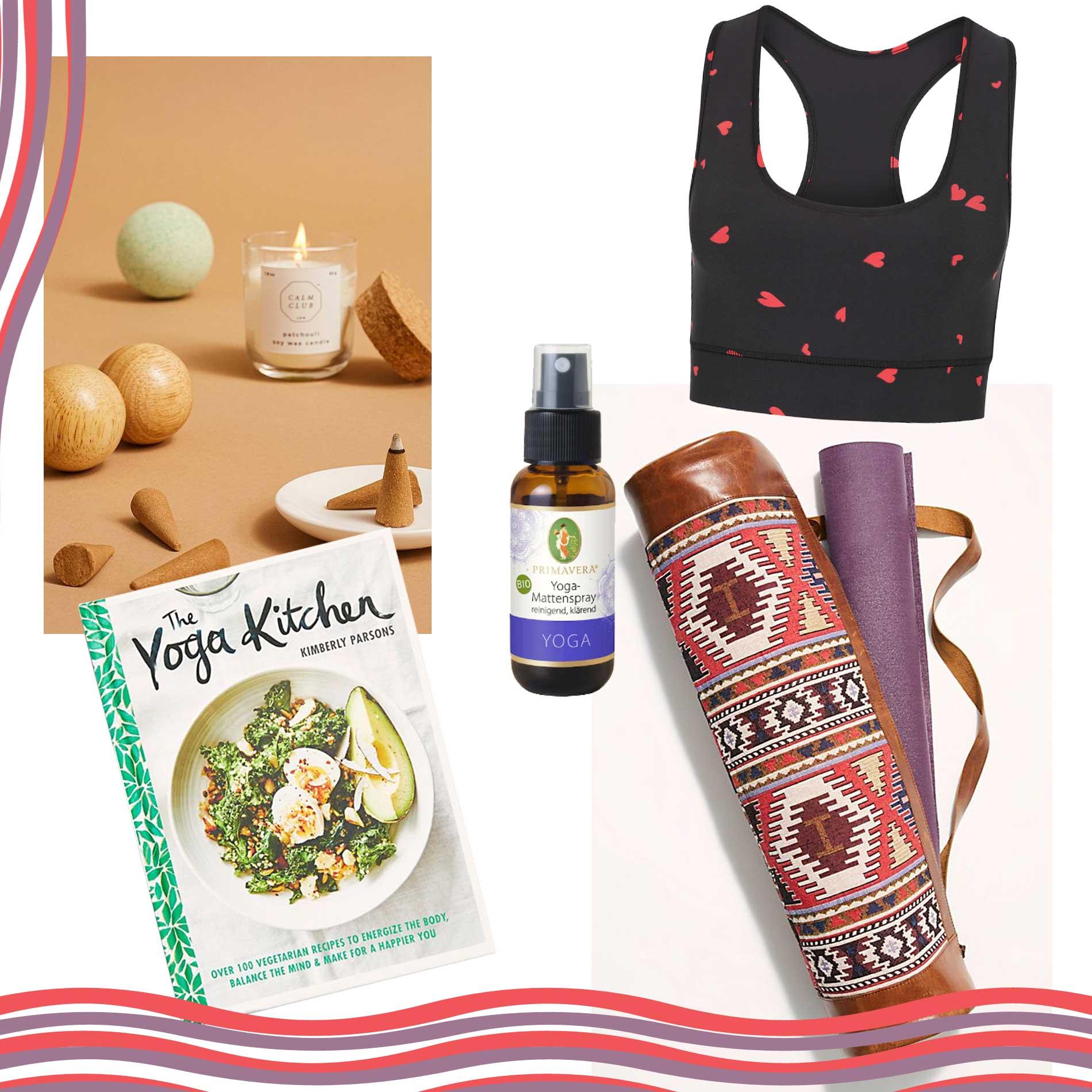 Gift Guide für Yoga Lover, Geschenkideen, Geschenke zu Weihnachten, Geschenkideen, Yoga, Geschenke für Yoga Liebhaber*innen, Yoga