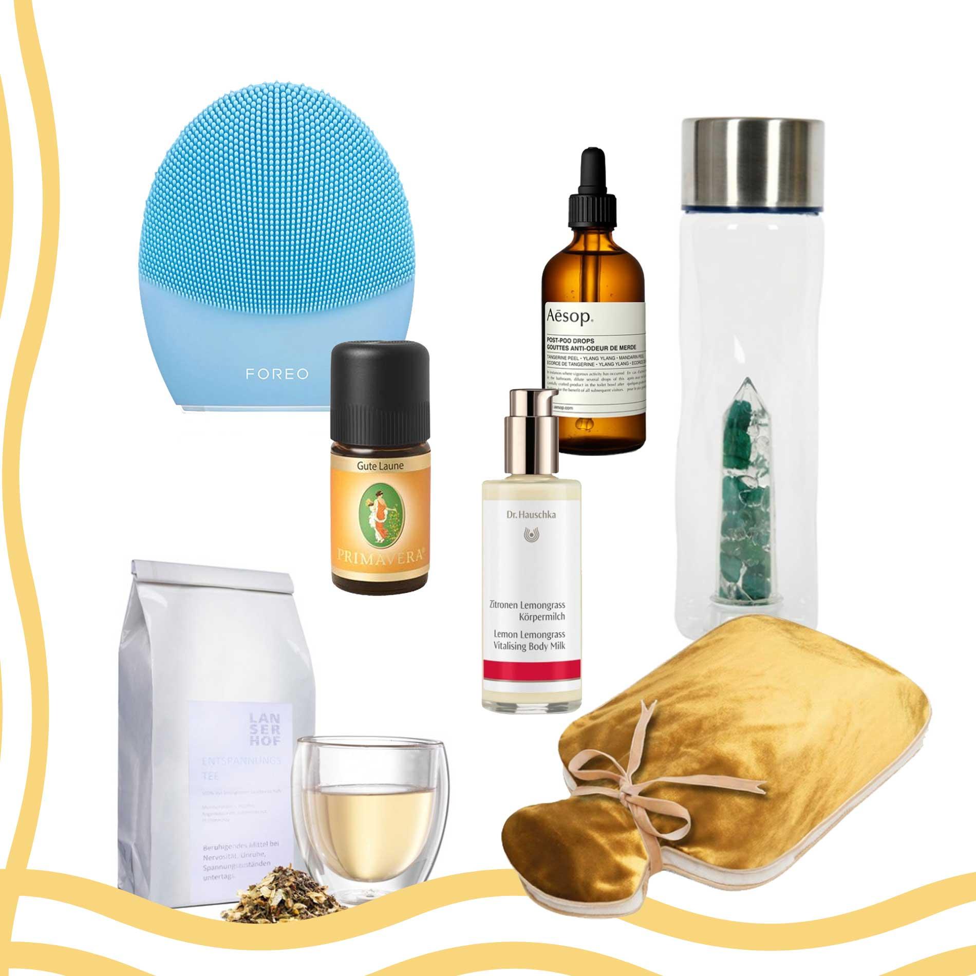 Gift Guide für Wellness Liebhaber*innen, Beauty, Wellness, Geschenke, Geschenkideen, Geschenke zu Weihnachten, Gift Guide, Wellness