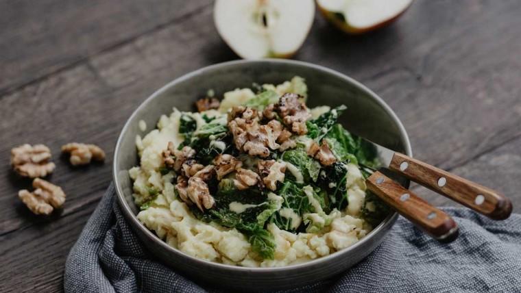 Wirsing Rezept, Wirsing, Wirsing-Rezept, Wirsing zubereiten, Wirsing kochen, Wirsing mit Kartoffeln, Wirsing vegan zubereiten, vegane Rezepte