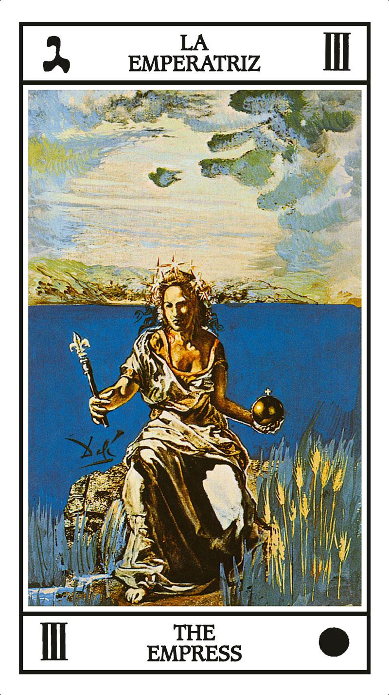Dalì Tartot, Dalí Tarto Gewinnspiel, Neuauflage des legendären DalÍ Tarot, Buch, Gewinnspiel, TASCHEN Verlag
