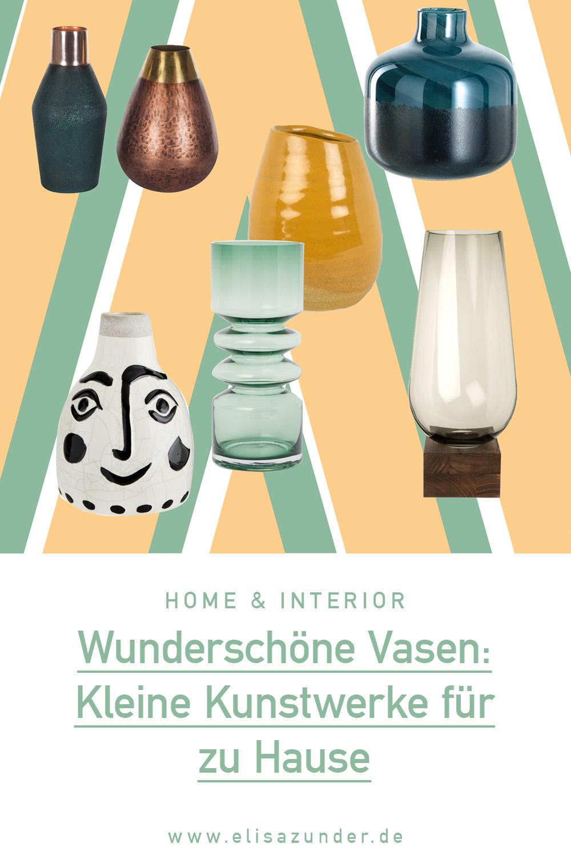 Vasen, Vasen für zu Hause, Vasen als Deko, Lifestyle Blog, ElisaZunder, Vasen kaufen, Vasen shoppen, Interior Picks, schöne Vasen kaufen