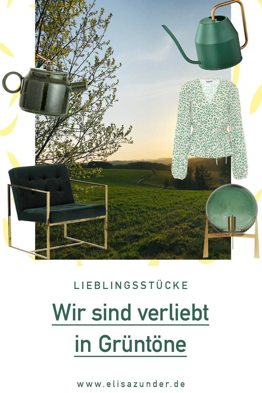 Grün, verliebt in Grüntöne, Natur, Grüne Lieblingsstücke, unsere Lieblingsstücke in Grün