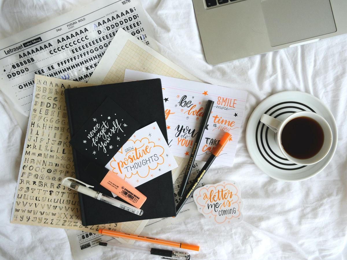 Bullet Journal Ideen, Bullet Journal gestalten, Bullet Journal Ideen Anfang, Bullet Journal kaufen, Journaling Ideen, Ideen fürs Bullet Journal,