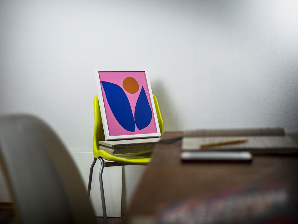 Bilder fürs Büro, Bilder fürs das Büro, Bilder für das Home Office, Wandgestaltung im Home Office, Posterlounge, ElisaZunder Blogazine, Interior, Lifestyle Blog