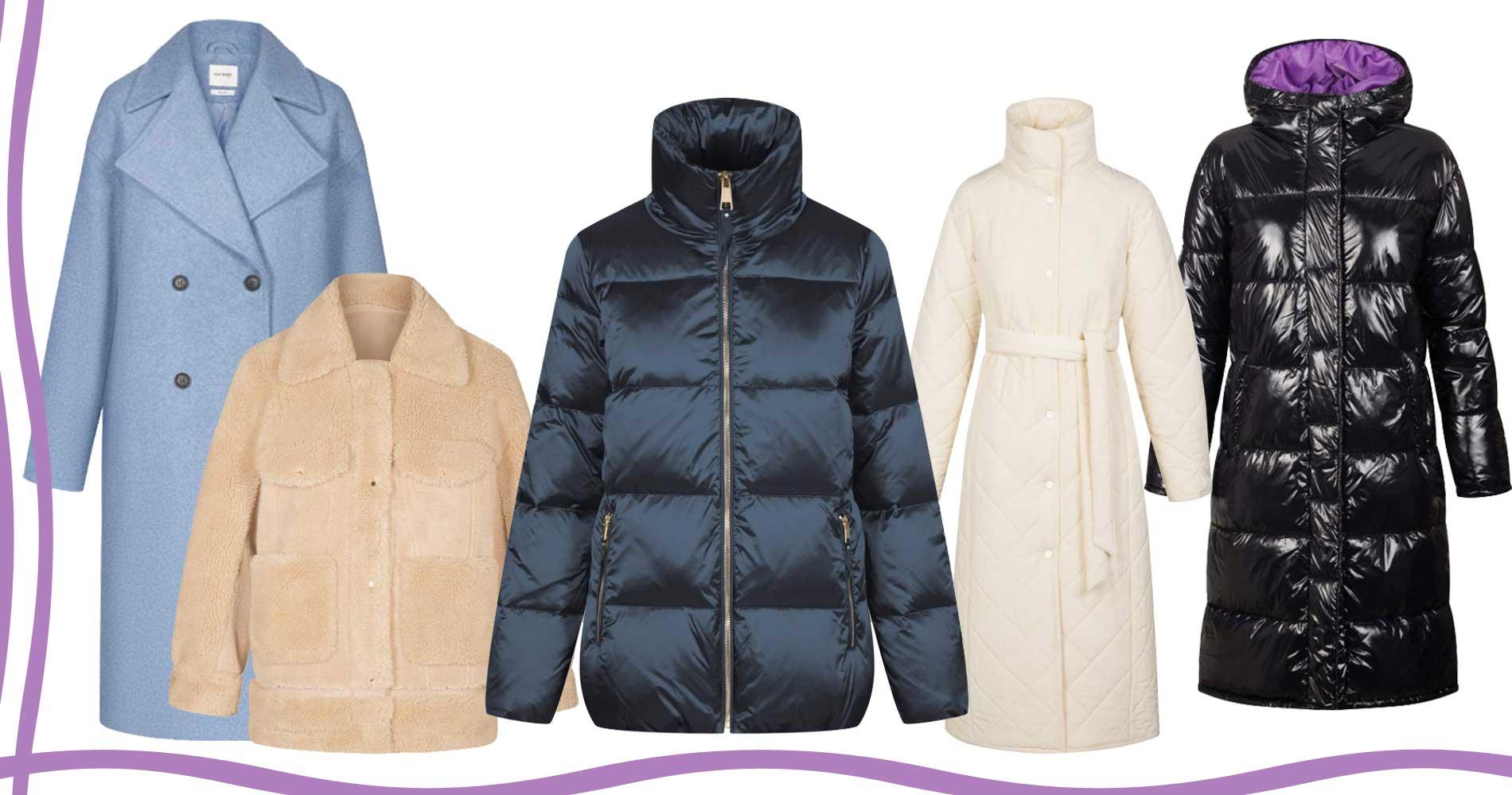 Jacken und Mäntel, Jacken und Mätel für den Winter, Winterjacken, schöne Jacken und Mäntel, Mäntel von ORSAY