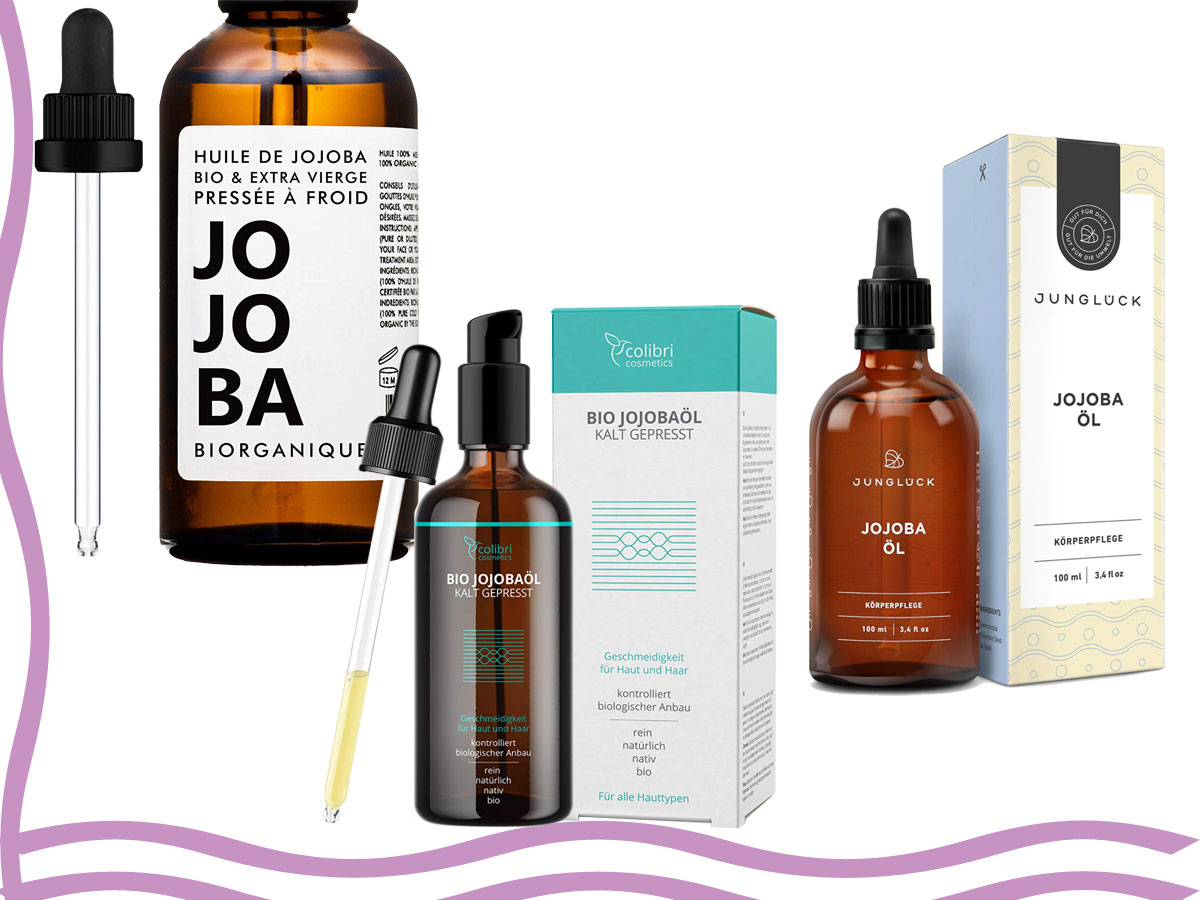 Jojobaöl, Jojobaöl Haare. Anwendung, Jojobaöl Haut, Wirkung von Jojobaöl