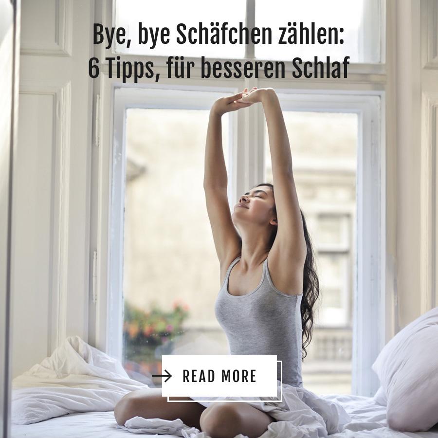 besser schlafen, besser einschlafe, Sleepcare, Beauty Blogazine, Wellness Blogazine, ElisaZunder Blogazine, schlafen