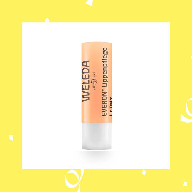 Sonnenschutz für die Lippen mit Lippenpflege von Weleda