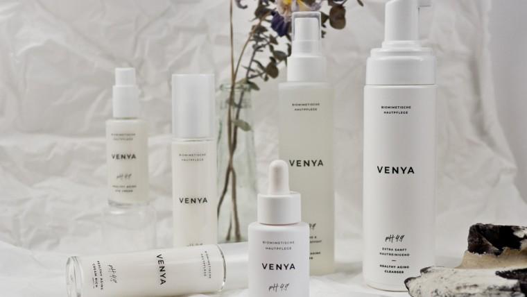 VENYA, biomimetische Hautpflege, Hautpflege von Venya im Test, Venya Erfahrung, Beauty Blog