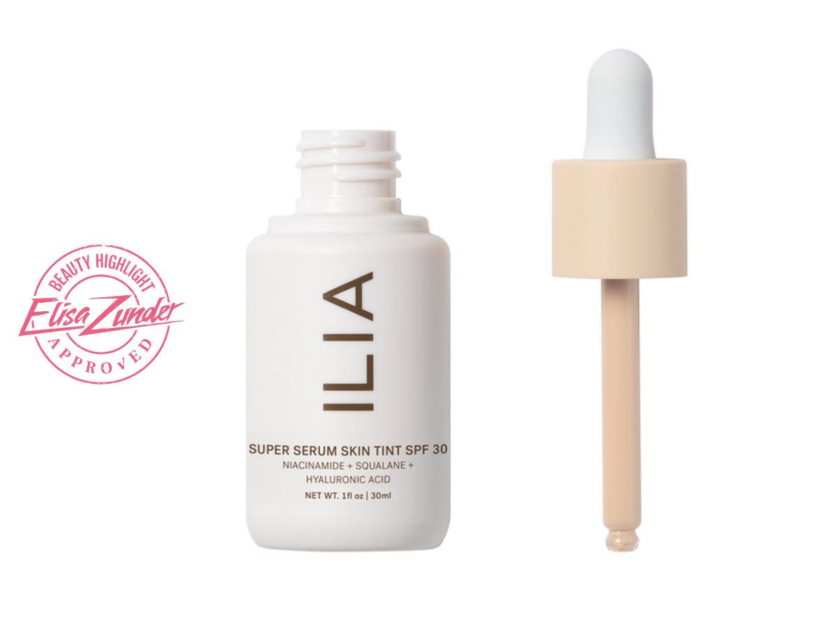 Super Serum Skin Tint von ILIA, ILIA, Skin Tint, Make-up, Pflege, Beauty, Beauty Highlight, ElisaZunder Blogazine