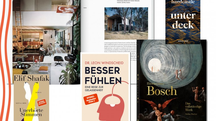 Buchtipps, Sachbuch, Roman, Coffee Table Books, Leseempfehlung