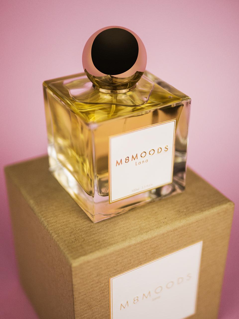 M8 MOODS, Parfümerie Brückner, THE MOODS, Parfüm, Nischenparfum, M8 MOODS im Test, ElisaZunder Blogazine
